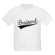 Brainerd, Retro, T-Shirt