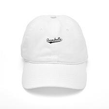 Branchville, Retro, Baseball Baseball Cap