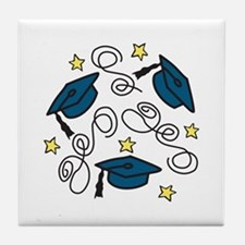 Graduation Day Tile Coaster