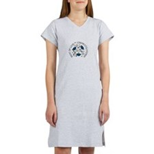 BEST OF LUCK! CONGRATULATIONS! Women's Nightshirt