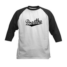 Breathe, Retro, Baseball Jersey