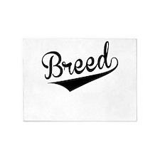 Breed, Retro, 5'x7'Area Rug