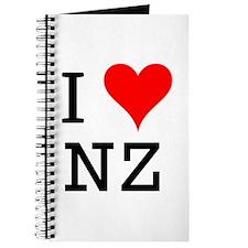 I Love NZ Journal