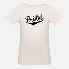 Bristol, Retro, T-Shirt