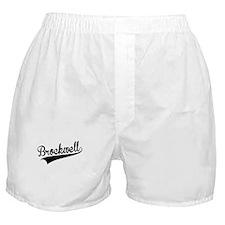 Brockwell, Retro, Boxer Shorts