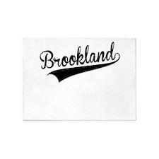Brookland, Retro, 5'x7'Area Rug
