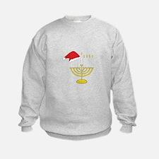 Hanukkah And Christmas Sweatshirt