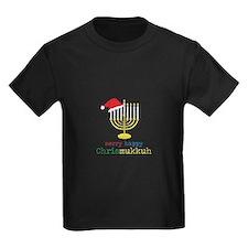 merry-happy Chrismukkah T-Shirt