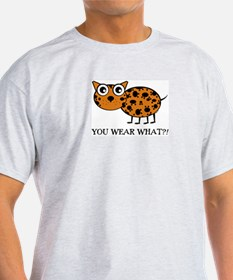 YOU WEAR WHAT LEAPORD T-Shirt