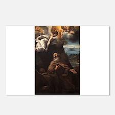 Giovanni Lanfranco - St Conrad Confalonieri - 161