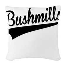Bushmills, Retro, Woven Throw Pillow