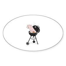 Pig Roast Decal