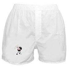 lets pig out! Boxer Shorts