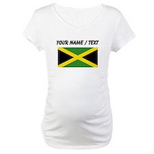 Custom Jamaica Flag Shirt