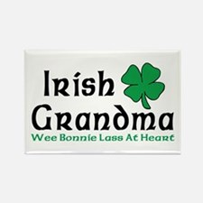 Irish Grandma Rectangle Magnet (10 pack)