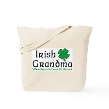Irish Grandma Tote Bag