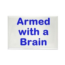 Armed with a Brain Magnets