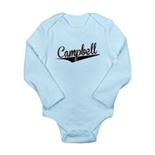 Campbell, Retro, Body Suit