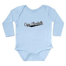 Cape Elizabeth, Retro, Body Suit