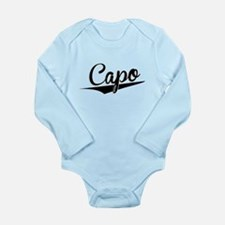 Capo, Retro, Body Suit