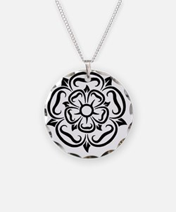 rose of yorkshire lancashire Necklace