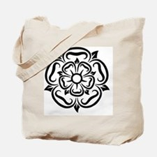 rose of yorkshire lancashire Tote Bag