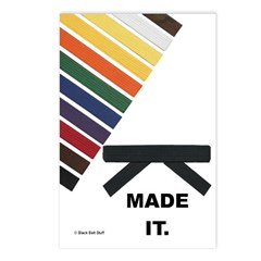 Made It Postcards (Package of 8)