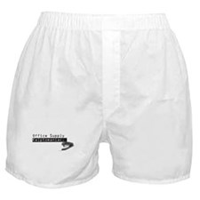 Cute Work place Boxer Shorts