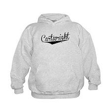 Cartwright, Retro, Hoodie