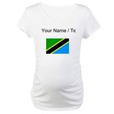 Custom Tanzania Flag Shirt