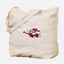 Love Letters In Wagon Tote Bag