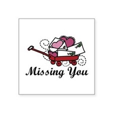 Missing You Sticker
