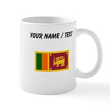 Custom Sri Lanka Flag Mugs