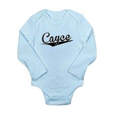Cayce, Retro, Body Suit