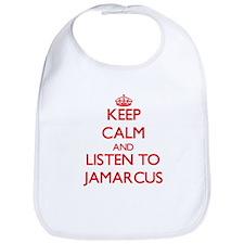 Keep Calm and Listen to Jamarcus Bib