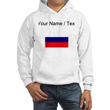 Custom Russia Flag Hoodie