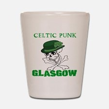 Celtic Punk Glasgow Shot Glass