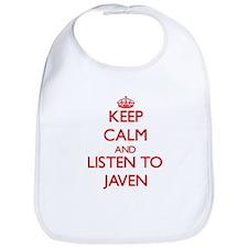 Keep Calm and Listen to Javen Bib