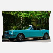 Classic Mustang Convertible Pillow Case