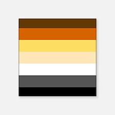 Classic Bear Pride Flag Sticker