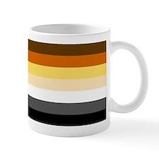 Classic Bear Pride Flag Mugs