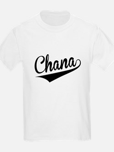 Chana, Retro, T-Shirt