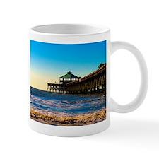 Folly Beach Pier Mugs