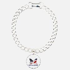 America the Butterfly Bracelet