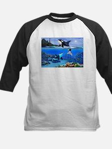 THE ORCA FAMILY Baseball Jersey