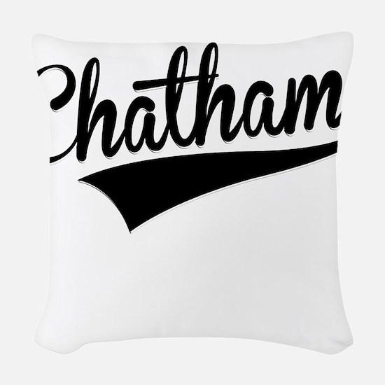 Chatham, Retro, Woven Throw Pillow