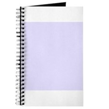 Lilac Purple Solid Color Journal