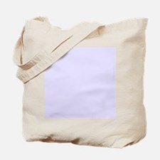 Lilac Purple Solid Color Tote Bag