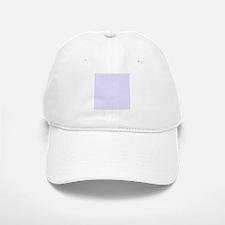 Lilac Purple Solid Color Baseball Baseball Cap