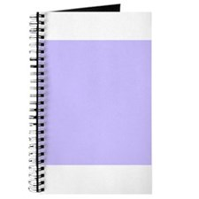 Light Purple Solid Color Journal